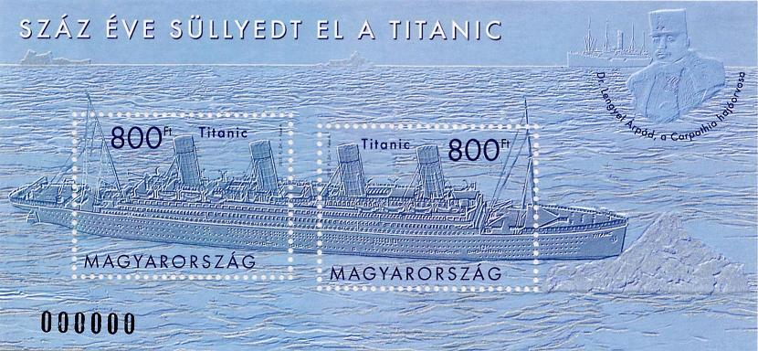 Titanic kozepes