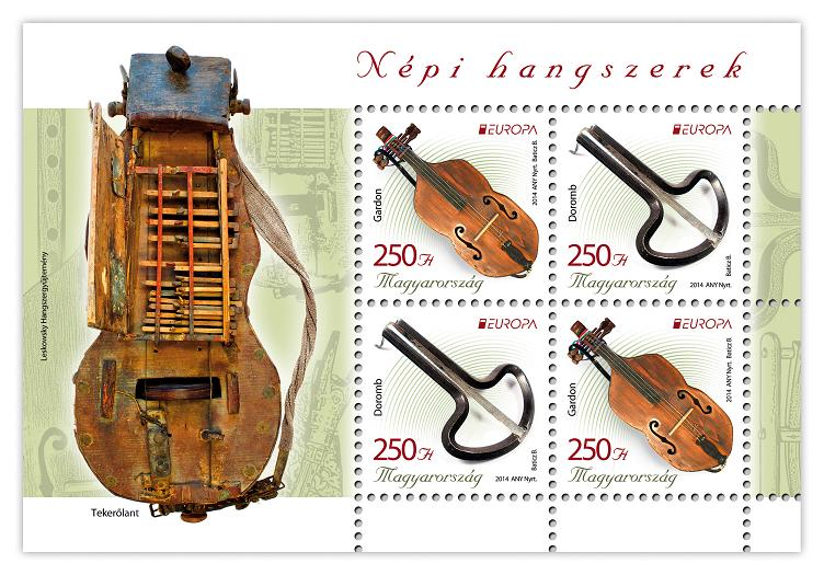 Europa 2014: Népi hangszerek